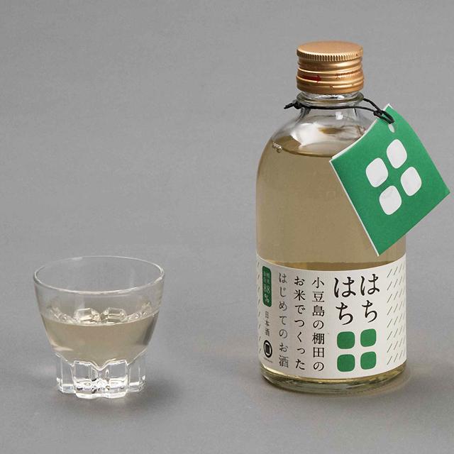 小豆島のお酒 純米酒 はちはち1