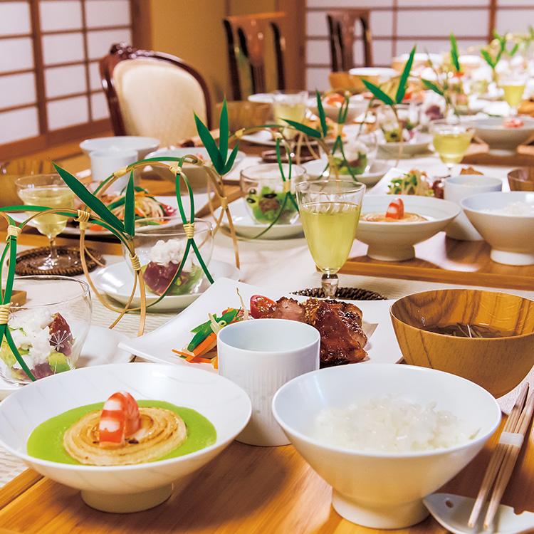 一二三庵日本料理教室_メイン