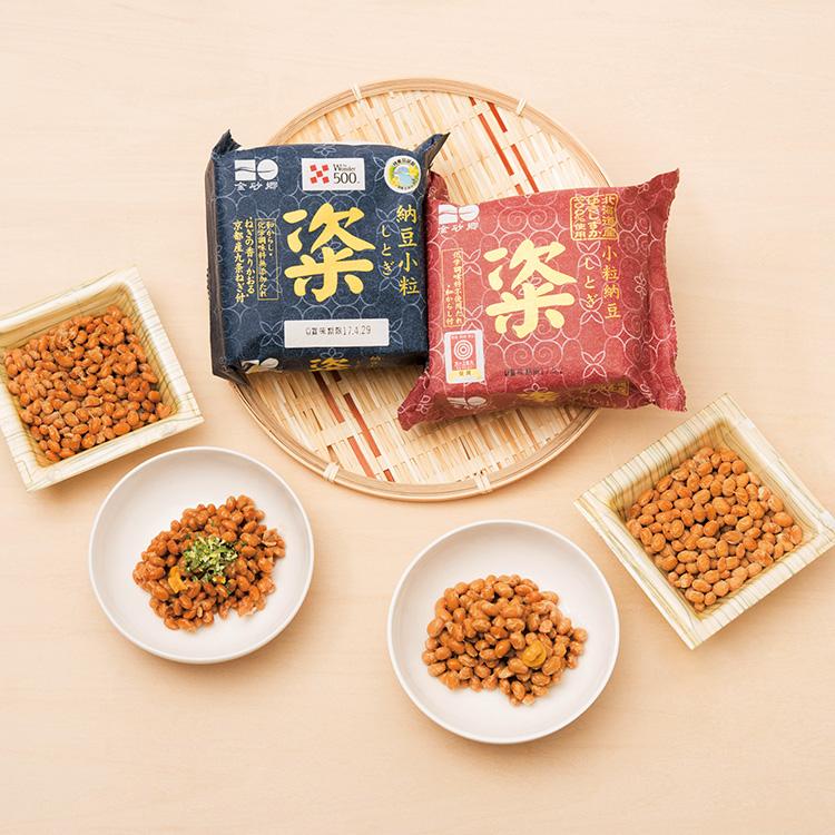 粢納豆/粢納豆小粒