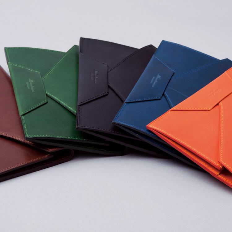 封筒型長財布Encase