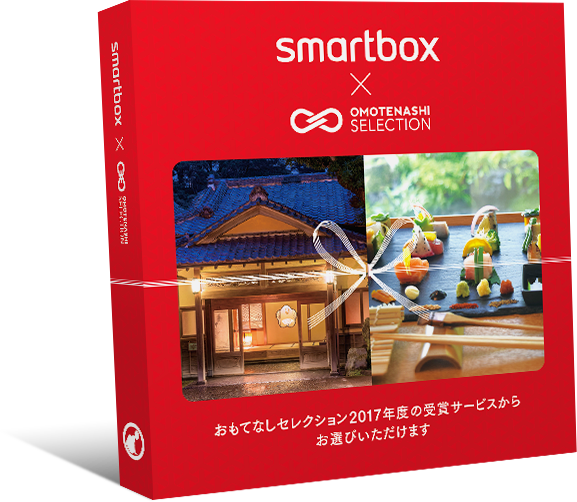 smartbox × OMOTENASHI Selection