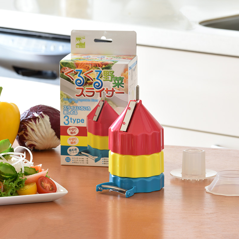 33_0_株式会社岡部洋食器製作所_くるくる野菜スライサー